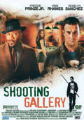 Poster za film Razbijači (Shooting Gallery)