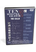 Omot za film Deset minuta stariji-čelo (Ten Minutes Older - The Cello)