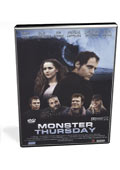 Omot za film Čudesni četvrtak (Monster Thursday)