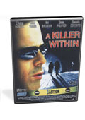 Omot za film Ubica među nama (A Killer Within)