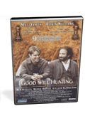 Omot za film Dobri Vil Hanting (Good Will Hunting)