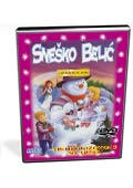 Omot za film Sneško Belić (Magic Gift of the Snowman)