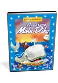 Omot za film Avanture Mobi Dika (Adventures of Moby Dick)